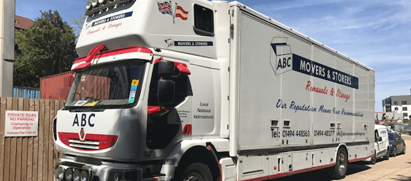 Moving Abroad Abc Removals Amp Storage Bucks