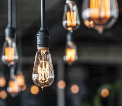electricity light bulb utlities
