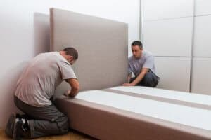 Build Your Bed First