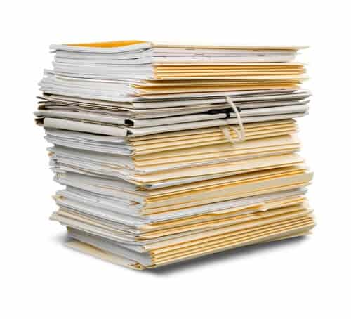 Important Documents Should be Kept Safe and Secure