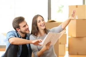 planning move